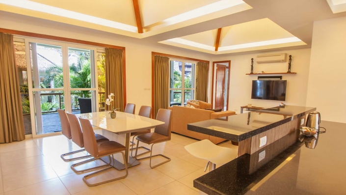 Vida Homes - Premium Penthouse (Two Bedrooms) - Living Room