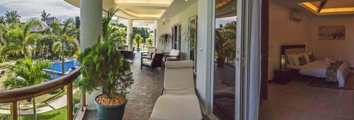 Vida Homes - Premium Penthouse - Balcony View & Room