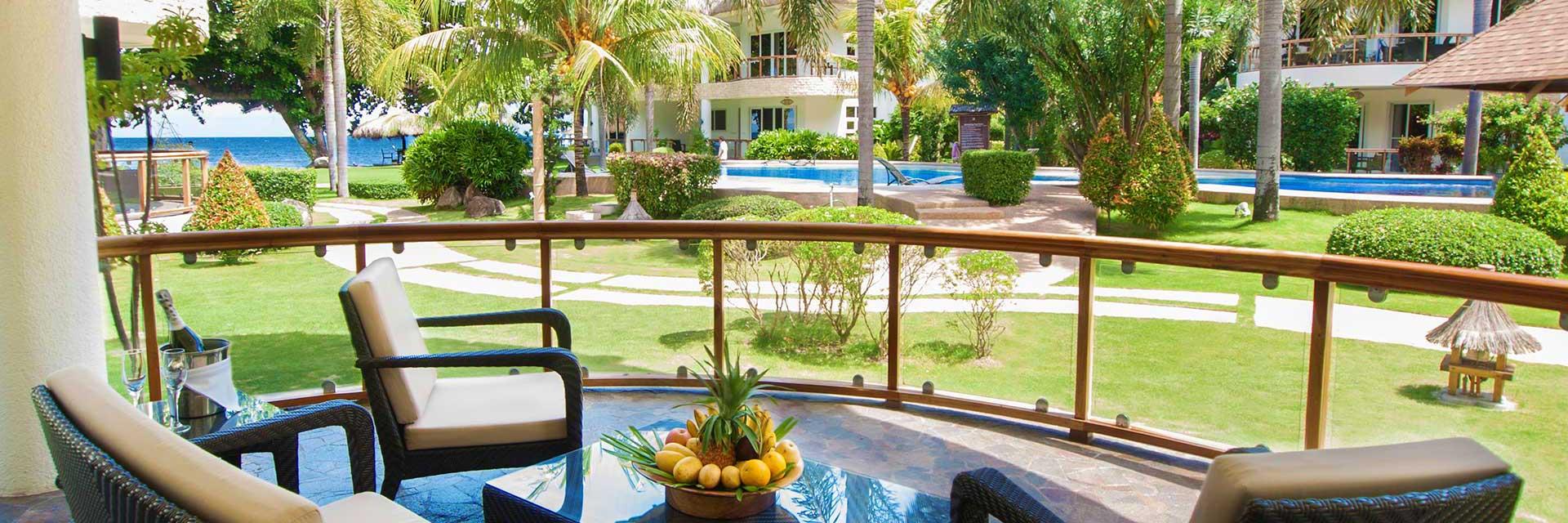 Vida Homes - Balcony - Pool View