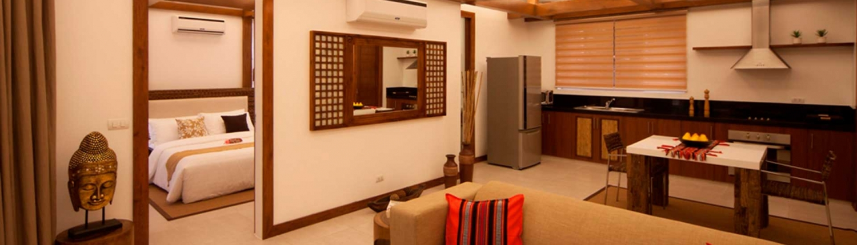 Vida Homes - Deluze 1 Apartment - Pool Side - Room