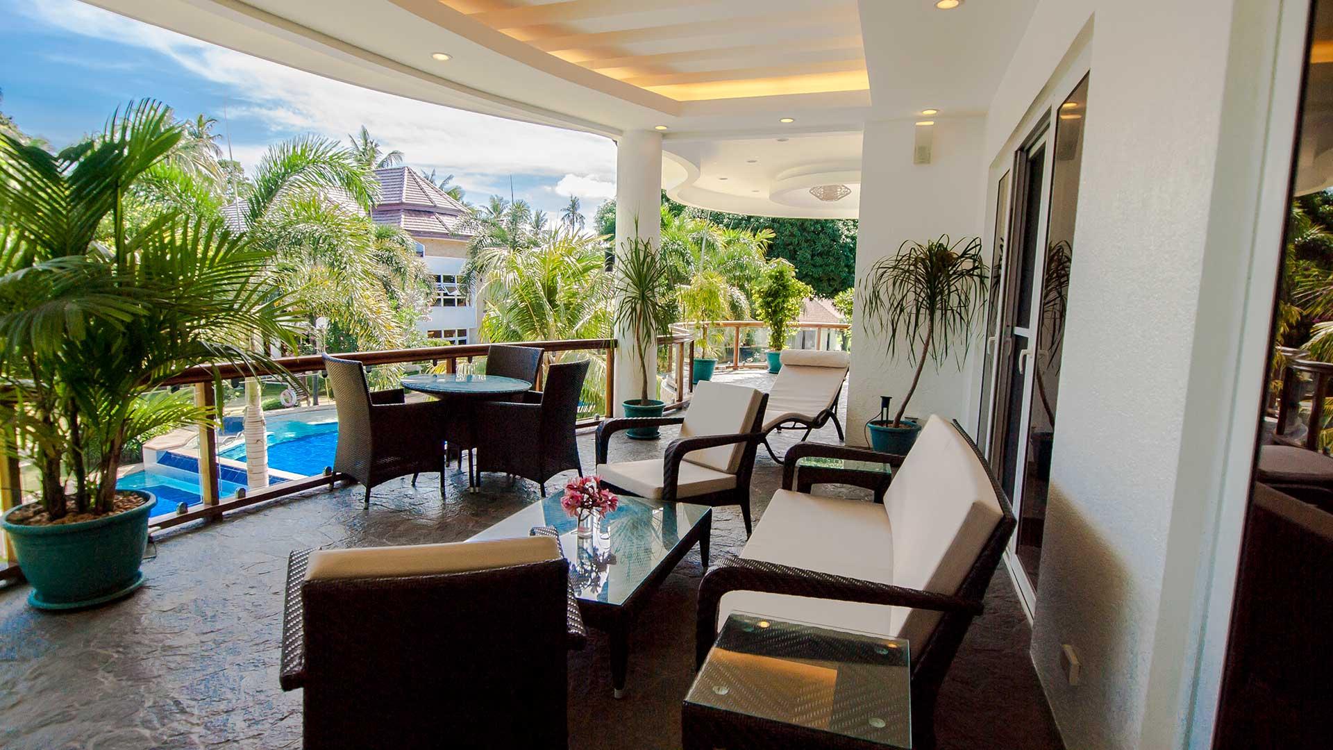 Vida Homes - Premium Penthouse (Two Bedrooms) - Balcony