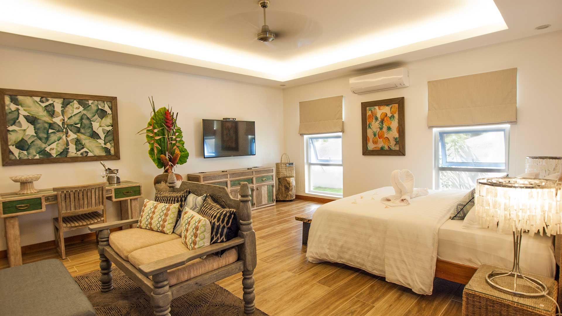 Vida Homes - Premium Villa (Three Bedrooms) - Master-Bedroom